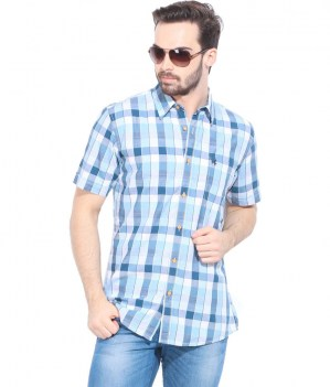 58c03bda063e3_Wrangler-Blue-Cotton-Checks-Shirt